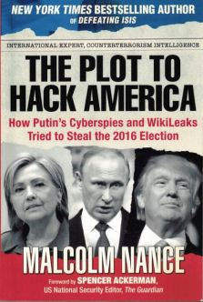 The Plot to Hack America Cover